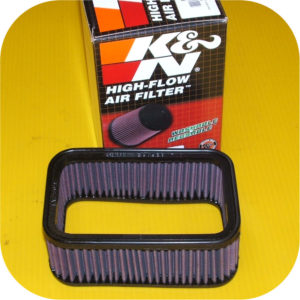 K&N Weber Air Cleaner Filter 38/38 DGES 32/36 DGV DGEV-0