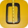 K&N Weber Air Cleaner Filter 38/38 DGES 32/36 DGV DGEV-19355