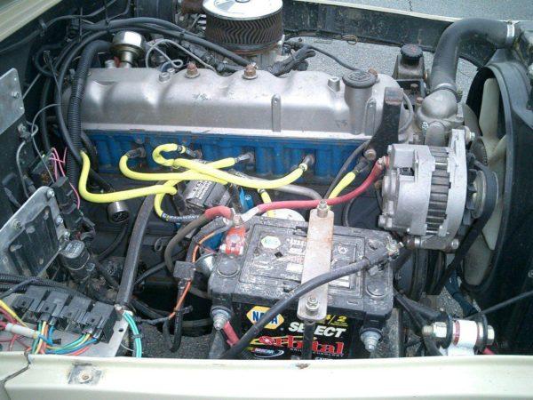 Bosch 6 Spark Plugs for Toyota Land Cruiser FJ40 FJ45 FJ55 FJ60 FJ62 1F 2F 3F-7189