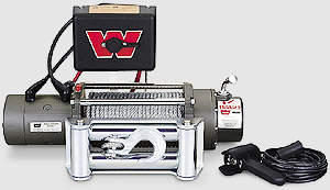 WARN M8000 SELF-RECOVERY WINCH ROLLER-0