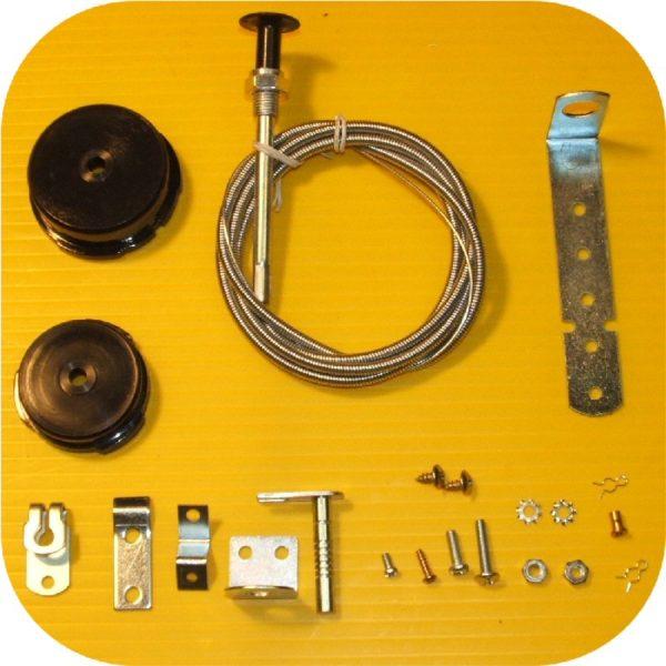 Manual Choke Conversion Weber Carb DGES DGEV 32/36 38mm-0