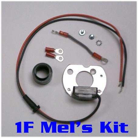2F Mel's Electronic Ignition Conversion Kit-726