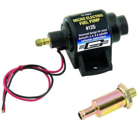 12 Volt Electric Fuel Pump 4-7 psi-0