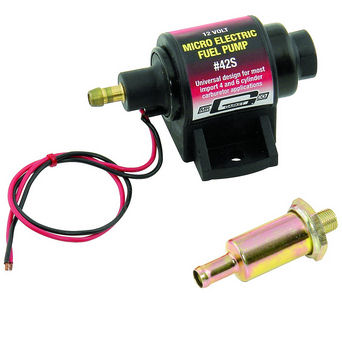 12 Volt Electric Fuel Pump 2-3.5 psi-0