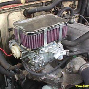 Toyota Pick Up 4 Runner 32/36 Weber Carb Kit-0