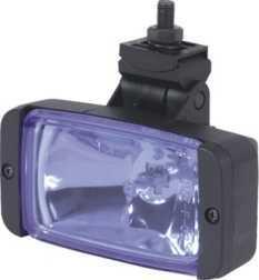 Navigator CYBER WHITE - Rec Fog Lamp-0