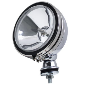 "6"" Chrome Off Road Light - GREAT DEAL-0"