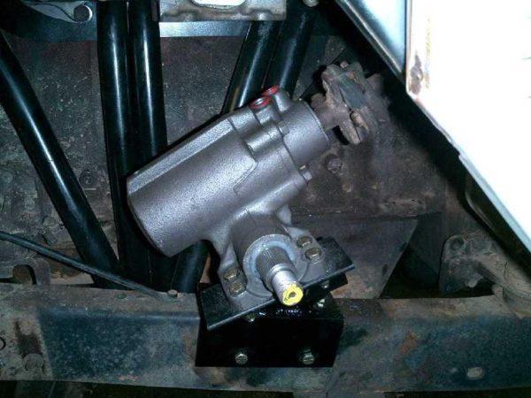 Mini Truck Gearbox Power Steering Bracket for Toyota Land Cruiser FJ40 FJ45-1667