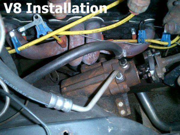 Mini Truck Gearbox Power Steering Bracket for Toyota Land Cruiser FJ40 FJ45-1669