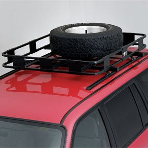 Safari Spare Tire Adapter Mount-0
