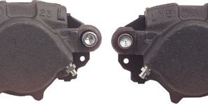 Front or Rear Disc Brake Conversion Calipers Pair-0