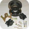 Rear Disc Brake Kit for Toyota Land Cruiser FJ40 FJ55 FJ60 FJ62 FJ80 Conversion-4956