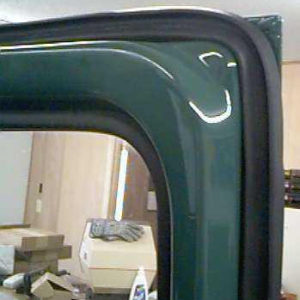 Rear Ambulance Doors Weatherstripping (Pair)-0