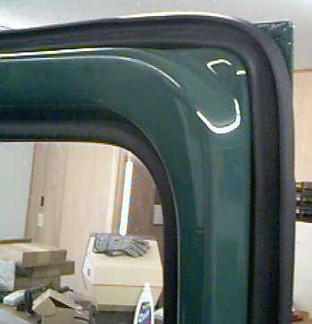 Rear Ambulance Doors Weatherstripping (Pair)-0