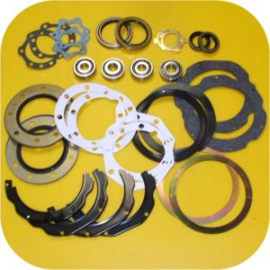 Axle Knuckle Rebuild Kit Toyota Land Cruiser FJ80 FZJ80-0