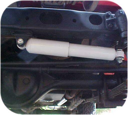 Steering Stabilizer Dampner for Toyota Land Cruiser FJ40 FJ45 HD Shock Replacement -7236