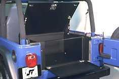 Tuffy Rear Cargo Security Lockbox-0