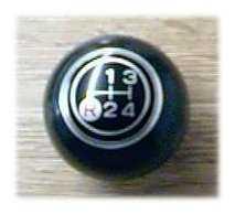 Shift knob 1979 FJ40-0