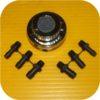 Fuel Pressure Regulator Weber Holley Kadron Carburetor-0