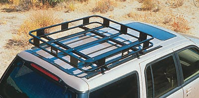 "Safari Roof Rack 45"" x 50"" x 5""-0"