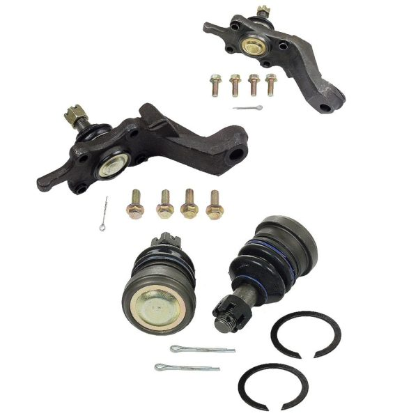 Front Upper & Lower Ball Joints Toyota Tacoma 4wd 95-97-0