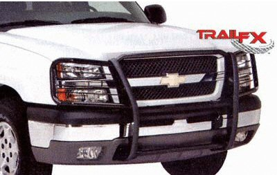 Front Grill Brush Guard for Toyota FJ Cruiser-0