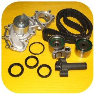 Timing Belt Water Pump Kit for Toyota 4Runner Tundra 3.4 V6-0