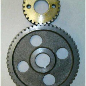 Timing Gear Set Crank & Cam Shaft for Toyota Land Cruiser 1F 2F FJ40 FJ60 Engine-0