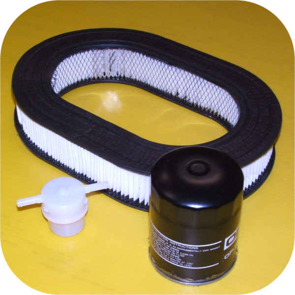 Filter Kit Toyota Land Cruiser OIL FUEL AIR-0