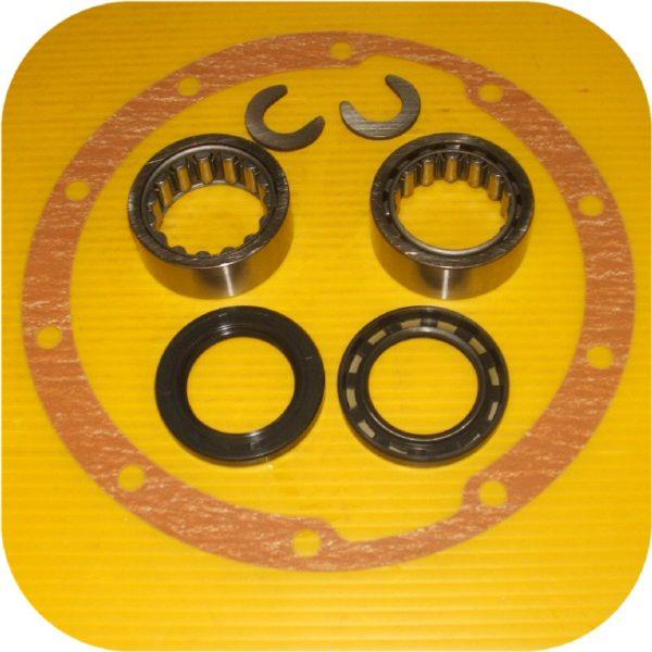 Rear Axle Wheel Bearing & Seal Kit for Toyota Land Cruiser 74-94 FJ40 FJ60 FJ62 FJ80-0