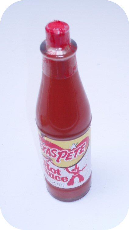 Texas Pete Hot Sauce Pepper Wing 6 oz Bottle Tabasco Chilli Vinegar Eggs Grits-9117