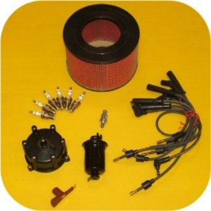 Tune Up Kit for Toyota Land Cruiser FJ62 88-90 3F-0