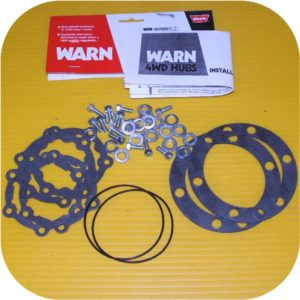 Warn Hub Service Kit-0