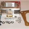 Weber Carburetor Intake Manifold Adapter for Toyota Land Cruiser 1F 2F FJ40 FJ60 Billet 1PC-0