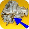 Weber Carburetor Idle Jet Solenoid 32/36 DGEV 38/38 DGES Carb Jeep Toyota Suzuki-5056