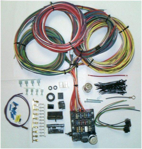 Wiring Harness for Toyota Land Cruiser FJ40 FJ45 FJ55-330