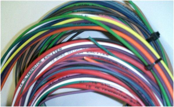 Wiring Harness for Toyota Land Cruiser FJ40 FJ45 FJ55-331