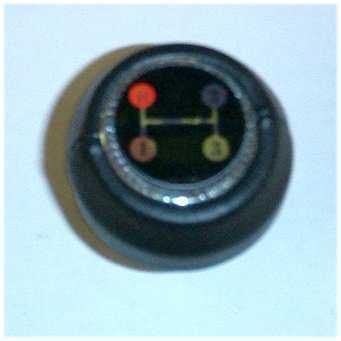 Black Vinyl Shift Knob-0