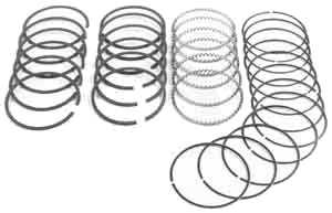 .020 Piston Ring Set for Toyota Land Cruiser 2F FJ40 FJ60-22235