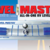 GIANT Bubble Level Master Camper Travel Trailer RV Fifth Wheel Jack-0