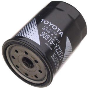 OEM Oil Filter for Toyota Land Cruiser FJ40 55 FJ60 FJ62 FJ80 FzJ Large Style-0