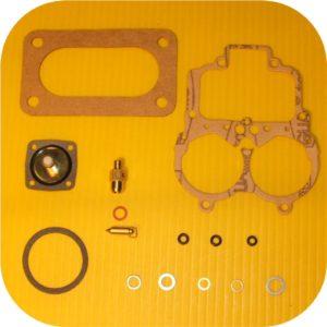 Weber Carburetor 38/38 DGES Rebuild Gasket Kit-0
