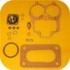 Weber 38/38 Carburetor Tune Up Air Filter Cleaner & Rebuild Kit DGES-22439