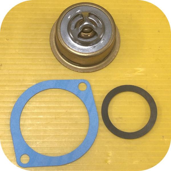 Thermostat Kit for Toyota Land Cruiser FJ40 FJ55 1F 2F 68-80 Housing-0
