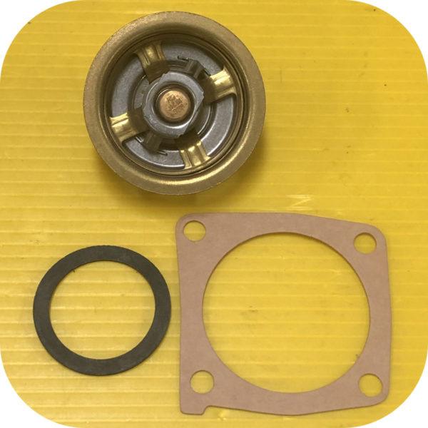Thermostat Kit for Toyota Land Cruiser FJ40 FJ60 FJ62 FJ80 2F 3F 81-92-0