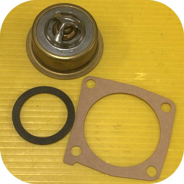 Thermostat Kit for Toyota Land Cruiser FJ40 FJ60 FJ62 FJ80 2F 3F 81-92-22641