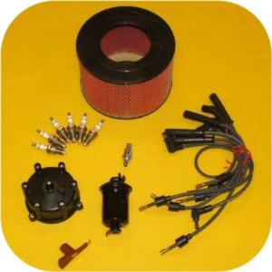 Tune Up Kit for Toyota Land Cruiser FJ80 91-92 3Fe 4.0-0