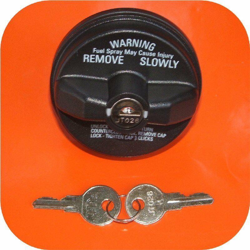 Locking Gas Cap For CADILLAC CTS DTS ESCALADE SRX XLR
